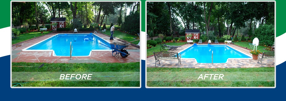 Super Thin Pavers - Pools