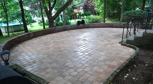 Super Thin Pavers can transform any worn out, damaged surface into a beautiful, finished paver surface with a wide selection to choose from.